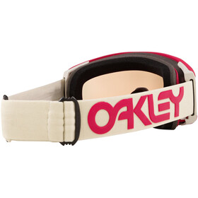 Oakley Line Miner XM Gafas de Nieve Mujer, rojo/blanco